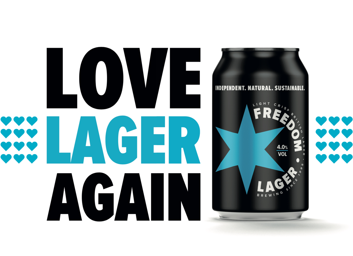 Love Lager Again